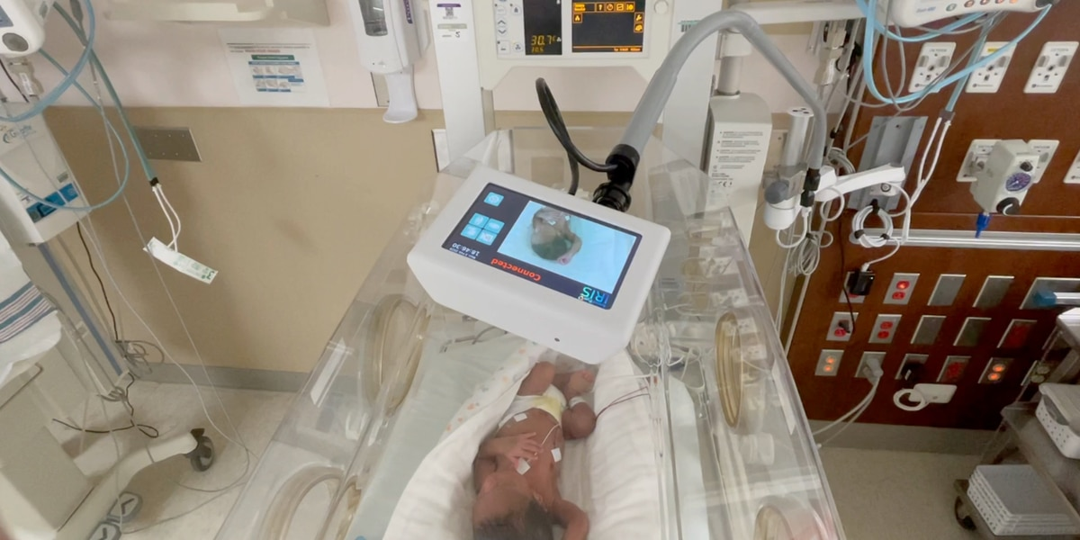 SGMC to offer new video technology to help new parents