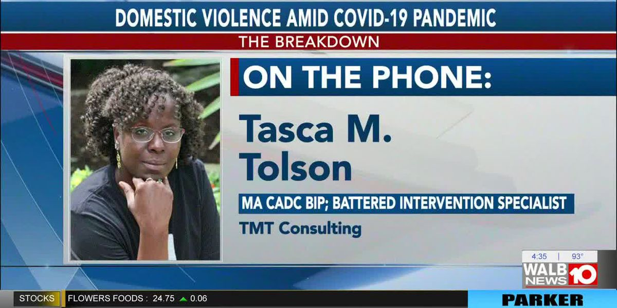The Breakdown: Domestic Violence amid COVID-19 Pandemic