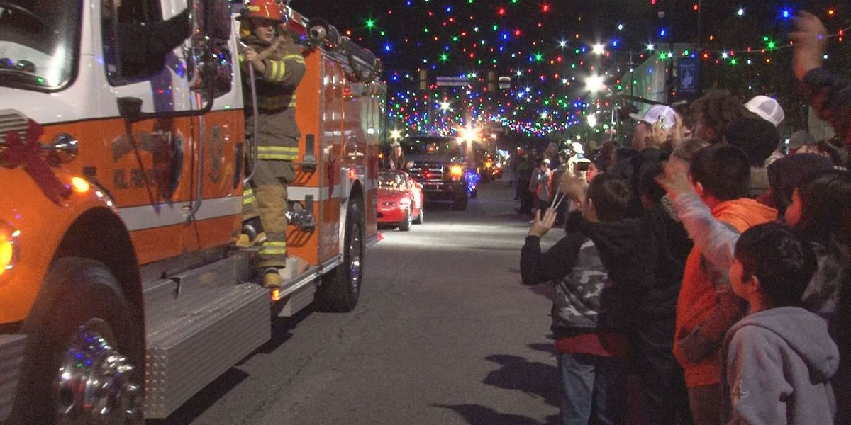 Moultrie Christmas Parade draws record number of viewers