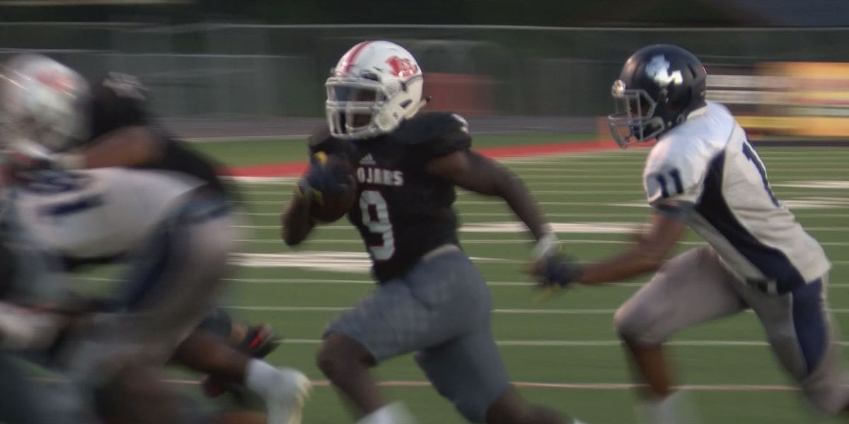 WALB ALBANY AREA PLAYER OF THE WEEK (9/20/17): Kimbrough was a TD machine