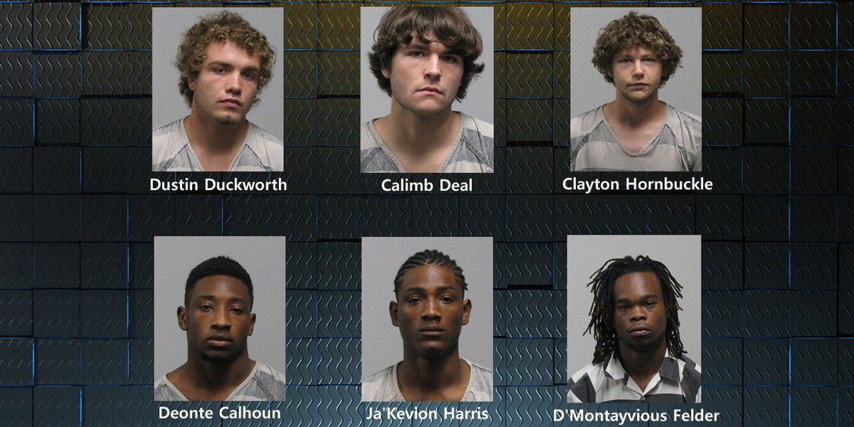 6 arrested in Tift Co. burglary roundup