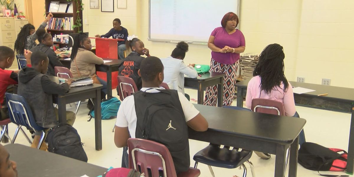Dougherty Co. superintendent encourages kids to stay out of trouble