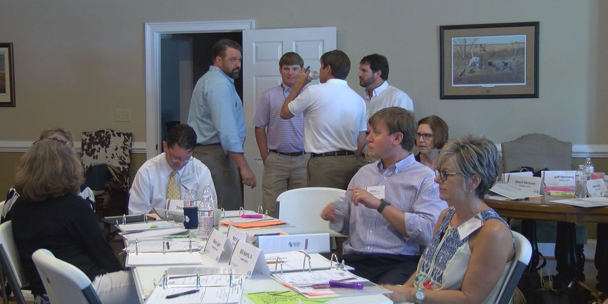 Leaders take part in Locate South GA