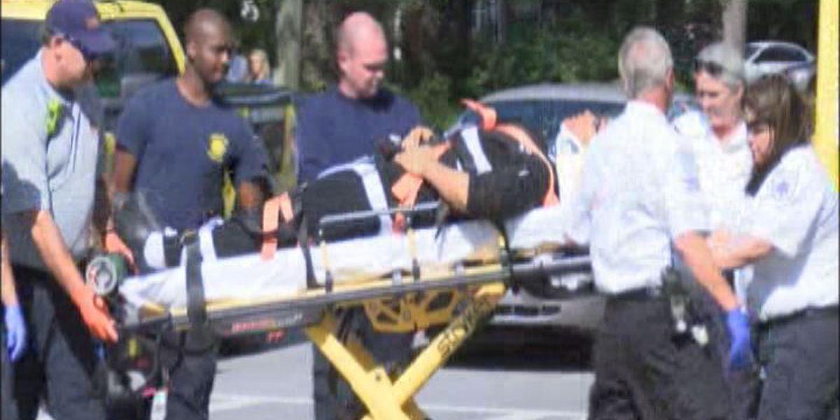 VSU student struck while crossing street