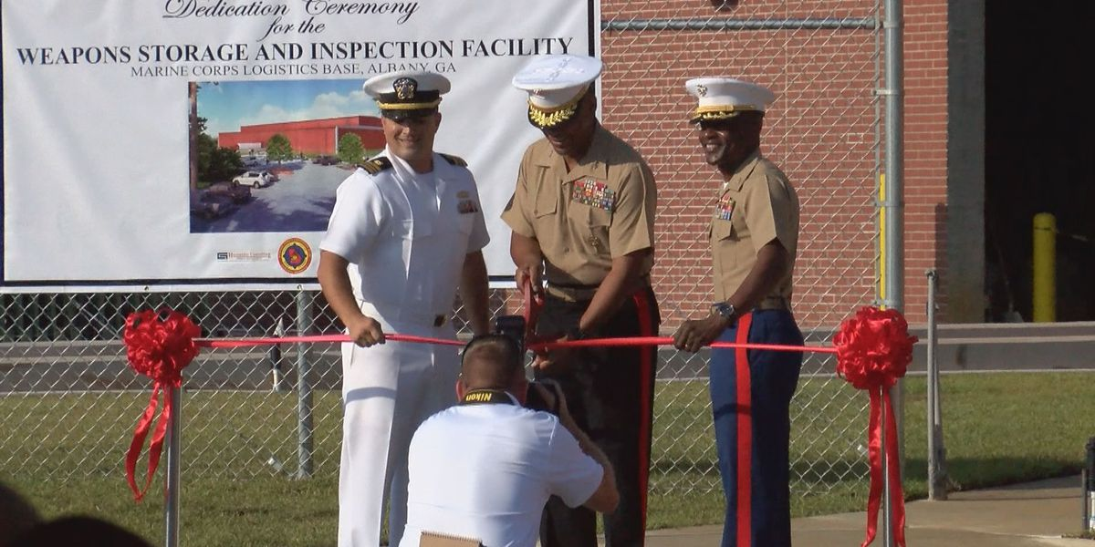 New MCLB facility revealed, honors late Medal of Honor recipient