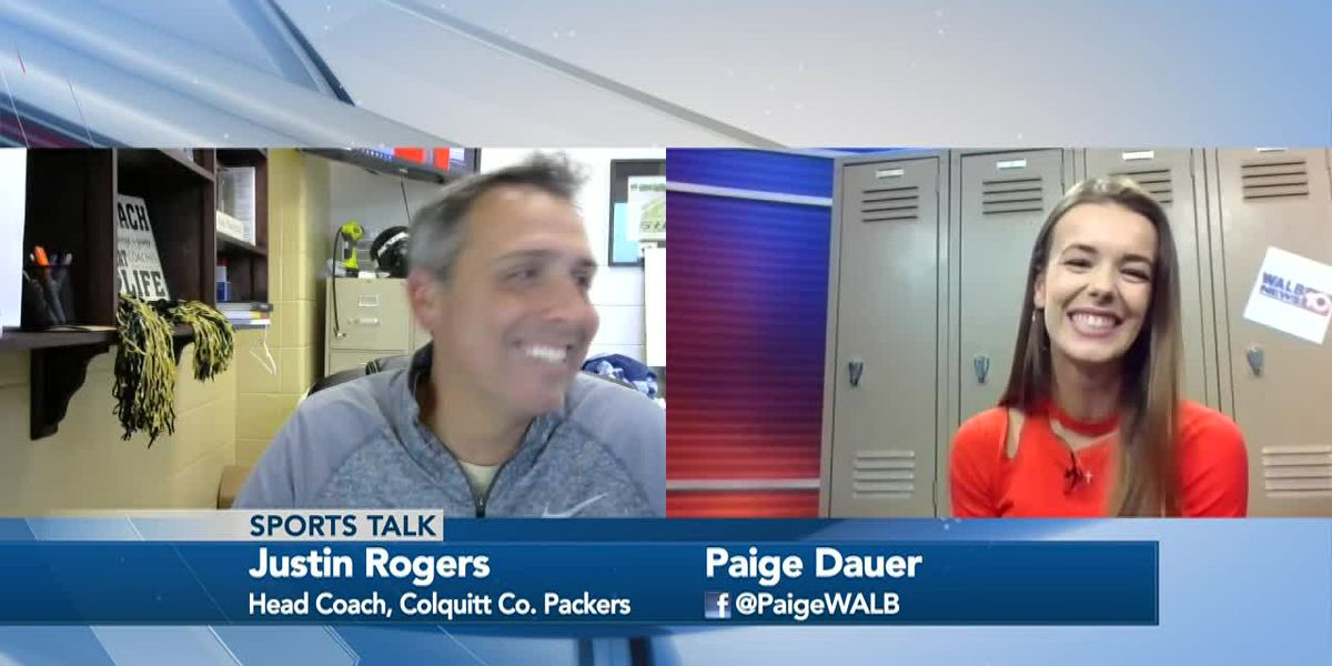 Sports Talk with Paige Dauer - Colquitt County Packers