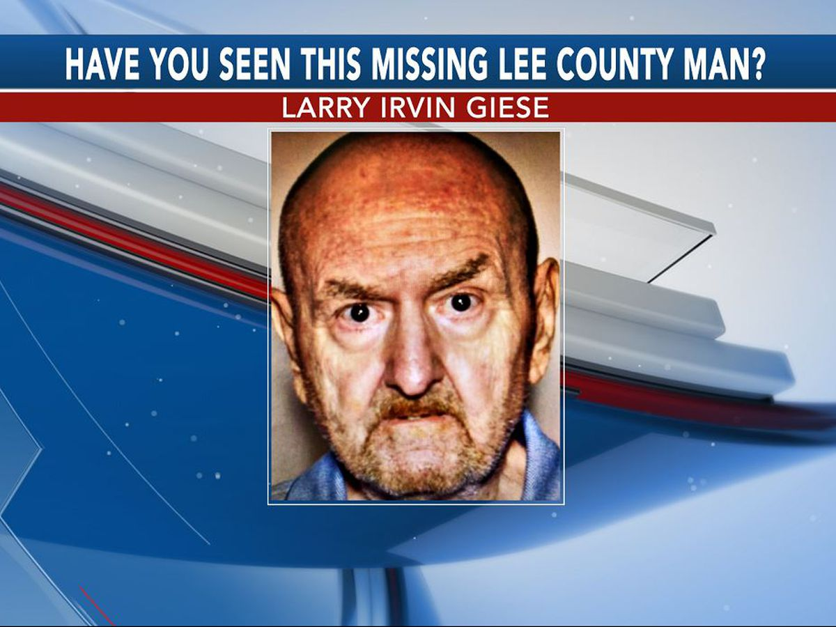 Have you seen this missing Lee Co. man?