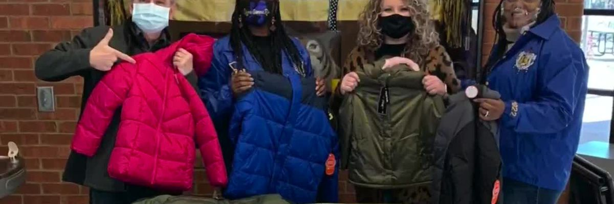 Good News: South Georgia organization strives to keep children warm this winter
