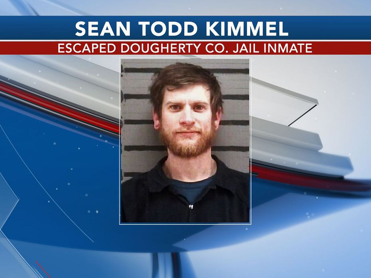 Have you seen seen this escaped Dougherty Co. Jail inmate?