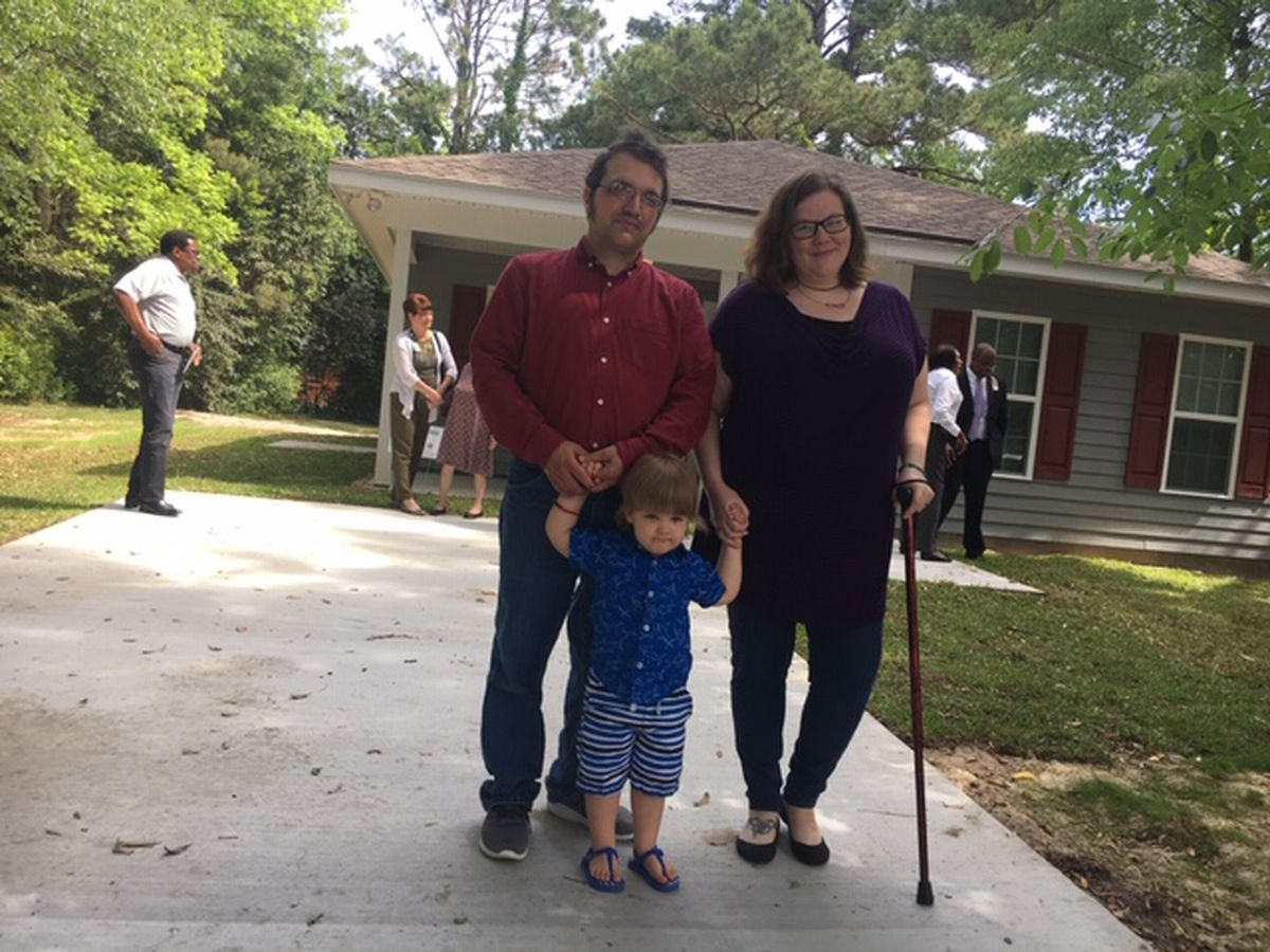 Valdosta family to move into Habitat for Humanity home