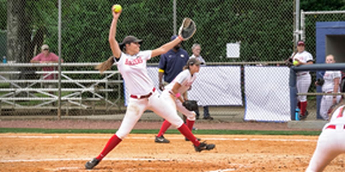 VSU softball shuts out Choctaws to open regional play