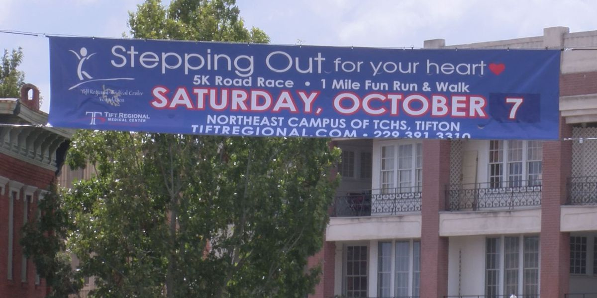 Tifton residents encouraged to participate in 'Stepping Out for Your Heart'