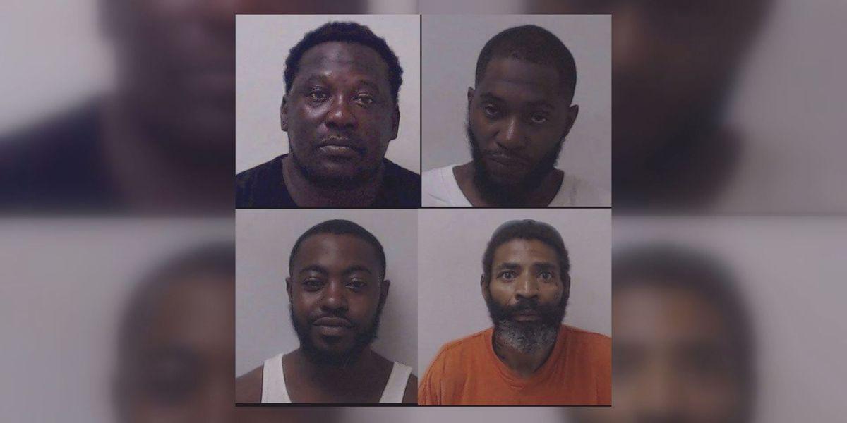 4 arrested in Bainbridge spice bust