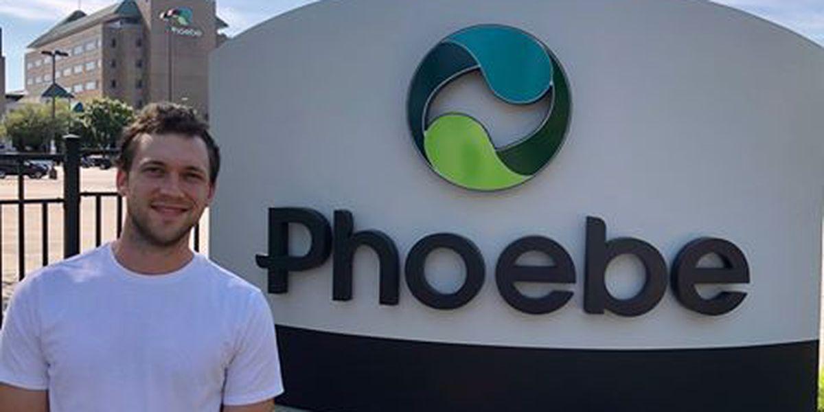 Lee Co. star raises over $50K for Phoebe Health