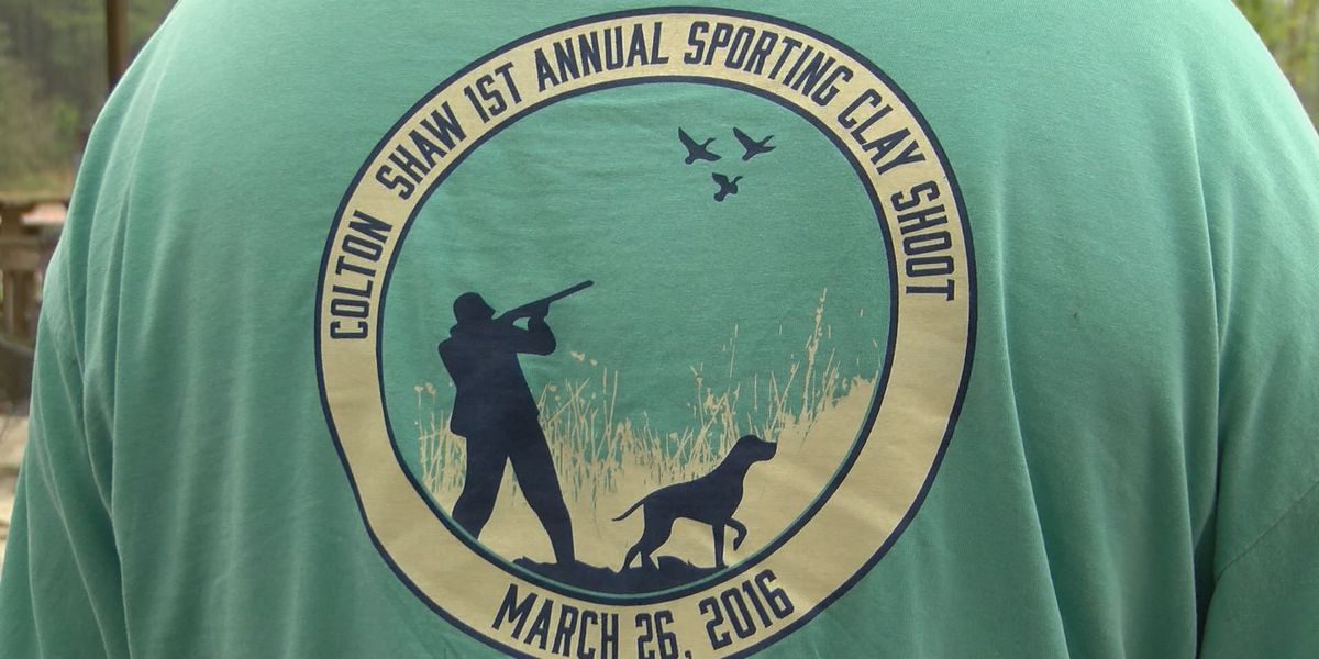 Valdosta community gathers for Colton Shaw Clay shoot tournament
