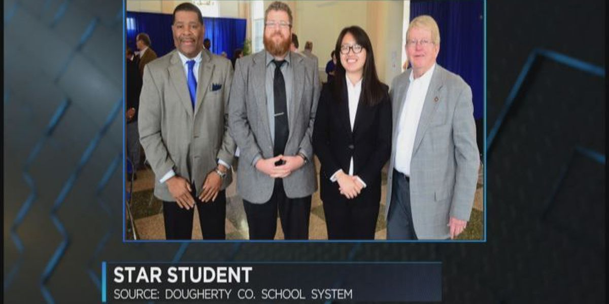 Westover High student wins Dougherty Co. STAR award