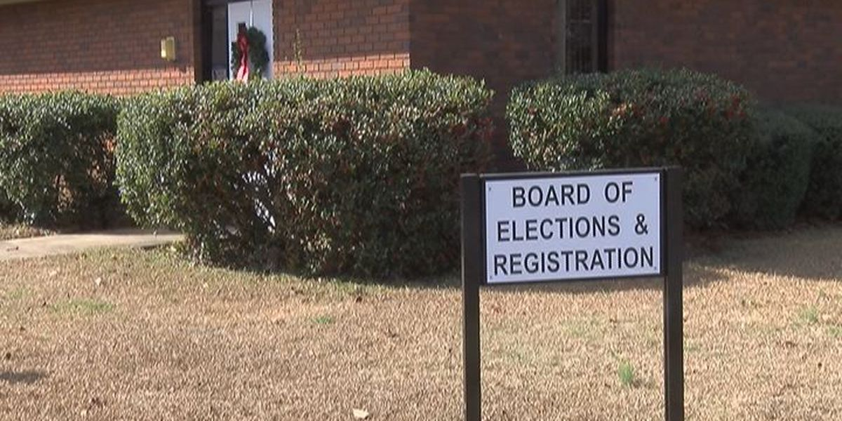 Terrell Co. elections office moves