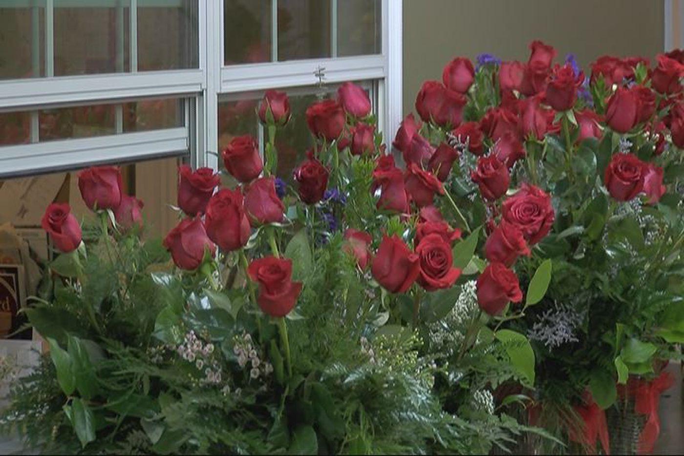 Valentines Day Keeping Valdosta Flower Shops Busy