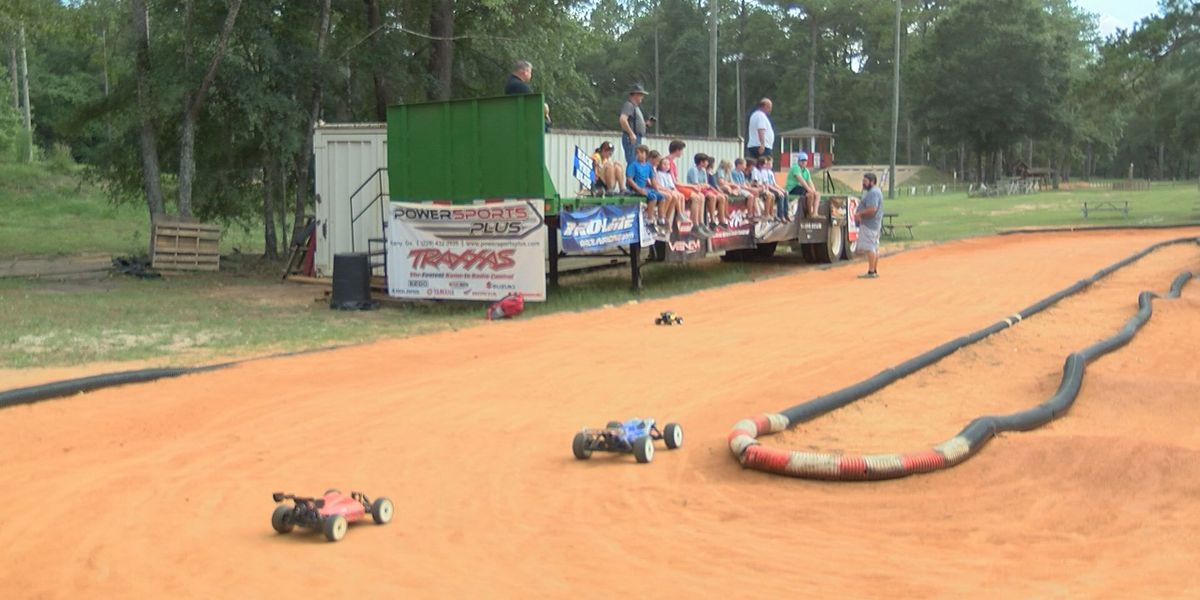 Chehaw kicks off remote control car camp
