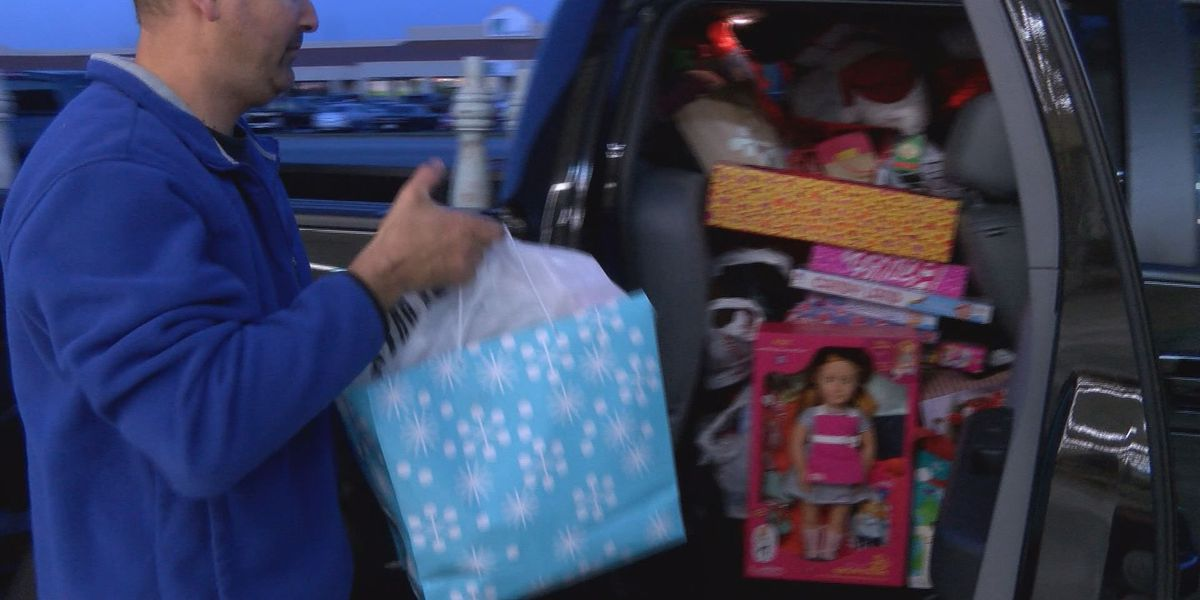 Albany helps bring Christmas to FL 6-year-old who lost her mom