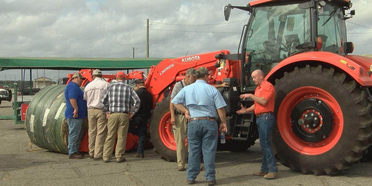 Sunbelt Expo introduces Kubota's newest tractor