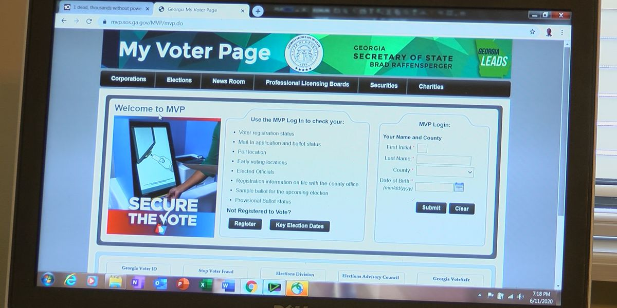 Dougherty Co. election leaders talk absentee ballots after voter claims missing ballot