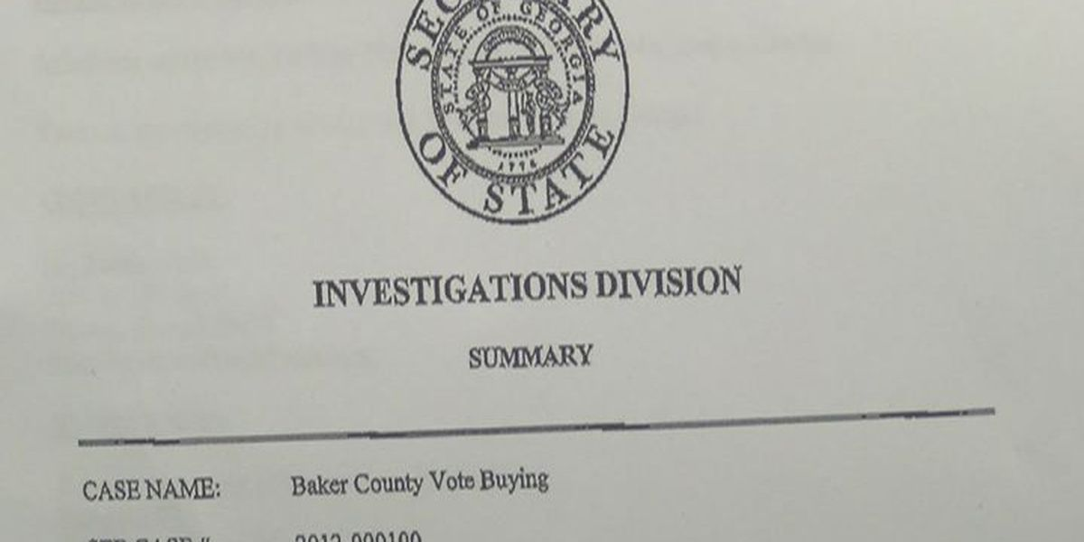 Violations found in Baker County election procedures