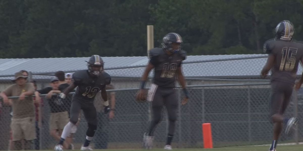 WALB PLAY OF THE WEEK (8/28/17): Pelham's Patterson sprints untouched
