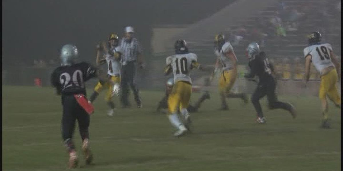 WALB PLAY OF THE WEEK (11/9/15): Cook's HB pass cements rally