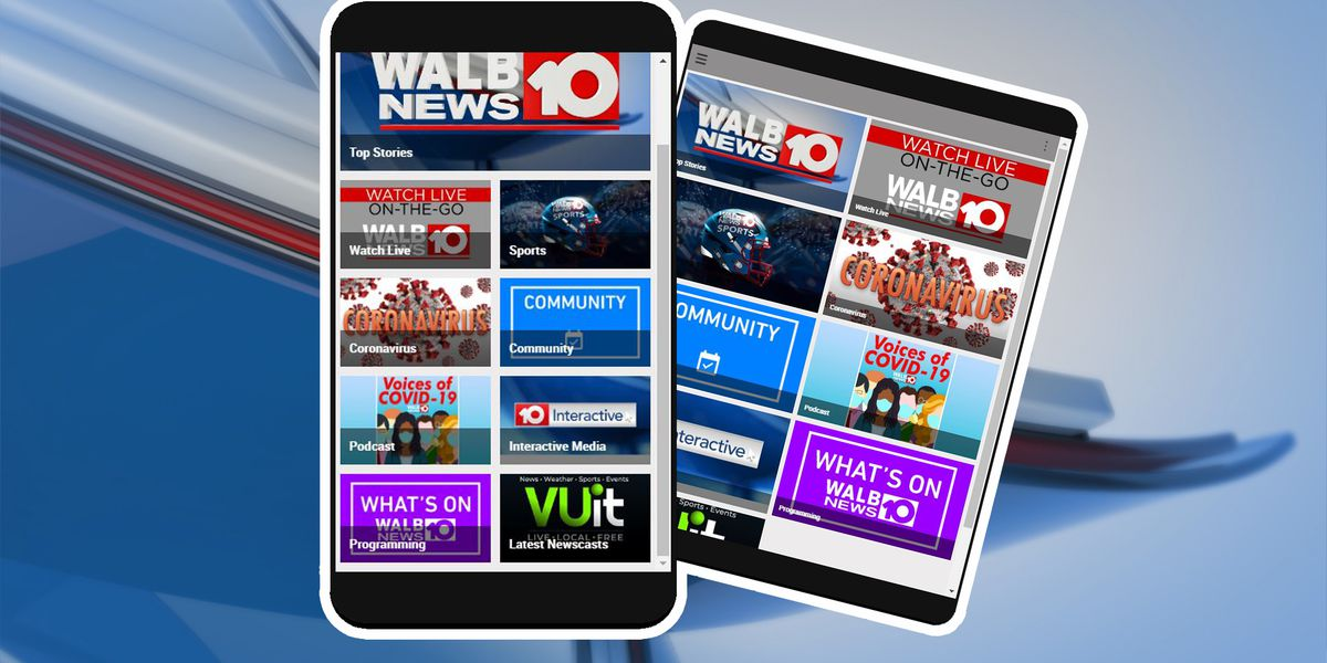 Here's how to get the all-new WALB News 10 app