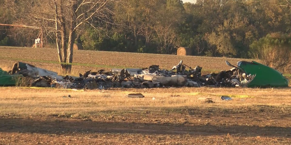 NTSB looks into cause of fatal Mitchell Co. plane crash