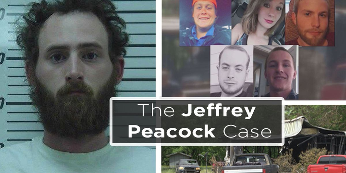 The Jeffrey Peacock Case: A timeline of events in the case