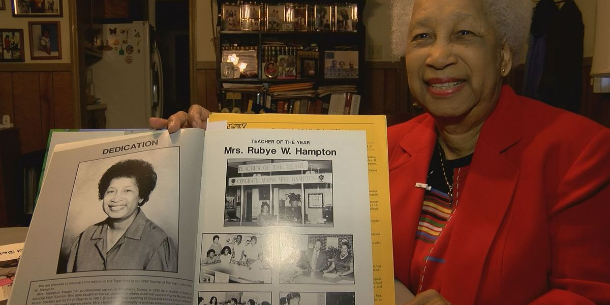 Albany educator reflects on teaching during Civil Rights Movement
