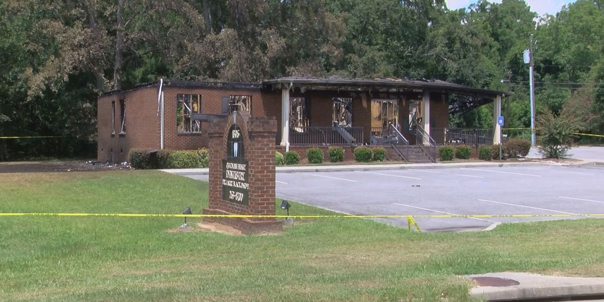 Brooks Co. community left without local dentist after fire
