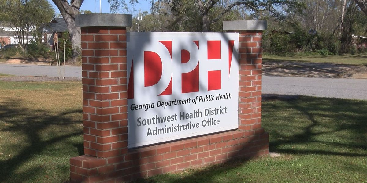 List: Dept. of Public Health COVID-19 testing sites in SWGA for the holiday weekend