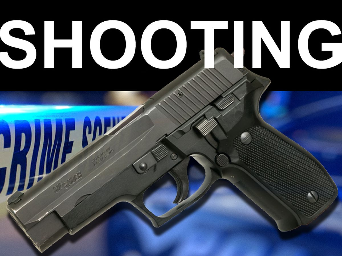 APD: Child grazed by bullet during shooting