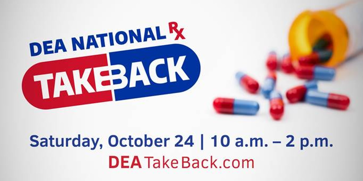 Phoebe to host drug take back event