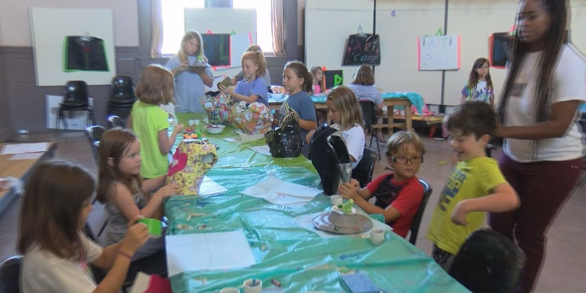 Sign ups still available for Albany Museum of Art camps