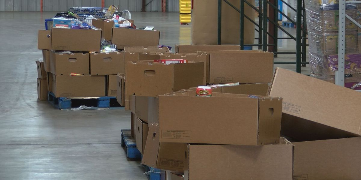 Leave canned goods at your mail box to feed the hungry