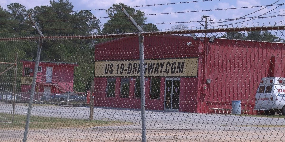 Complaints of noise, urinating, trespassing during special events at U.S. 19 Dragway