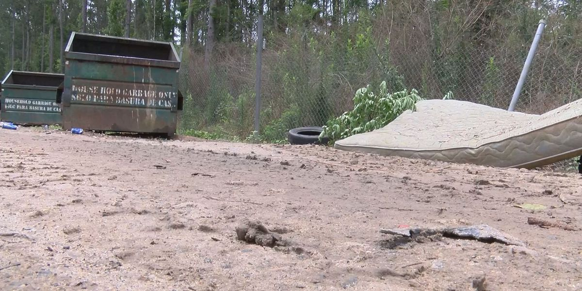 Grady Co. officials crack down on illegal dumping