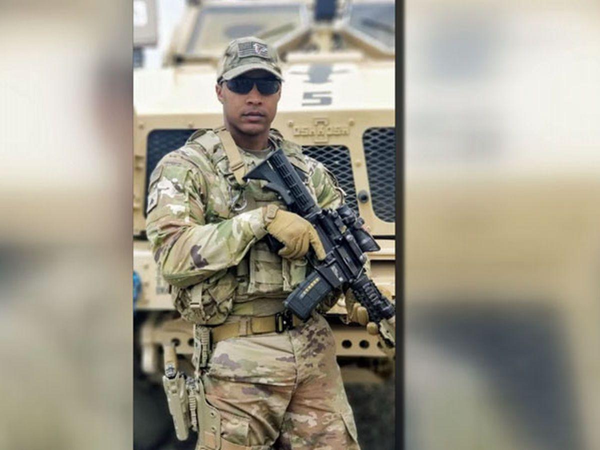 Heroes Among Us: Sgt. Darryl Benton, Jr.