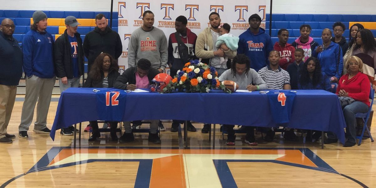 Turner County sends two Rebels to next level