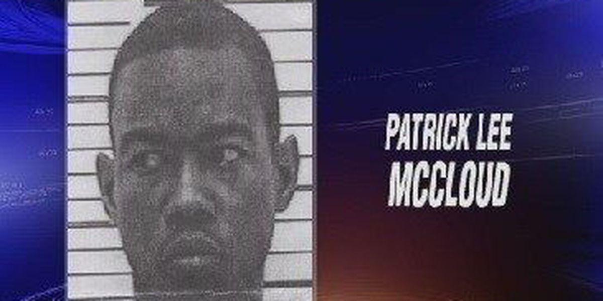 WALB's Most Wanted Patrick McCloud