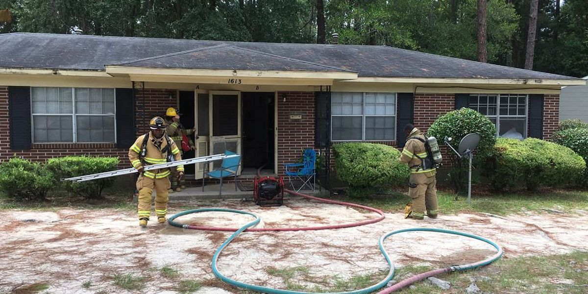 Food left on stove causes fire at Palmyra Road duplex