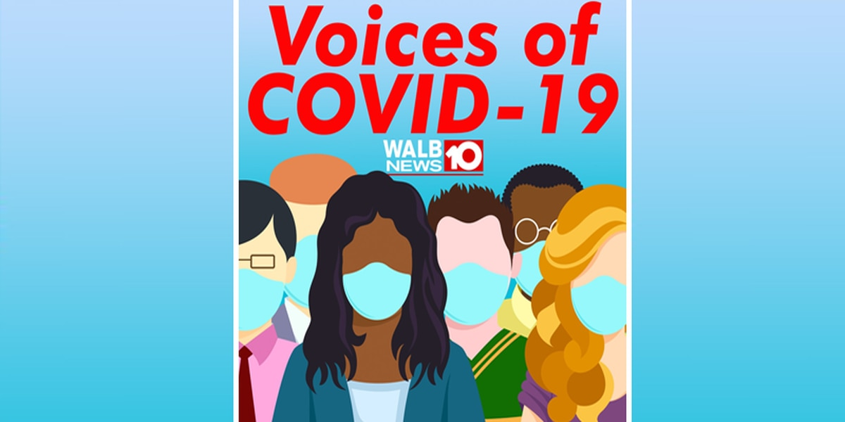 Voices of COVID-19, Episode 5: From caring for a community to losing his wife; what's helped the Crisp County sheriff get through the pandemic