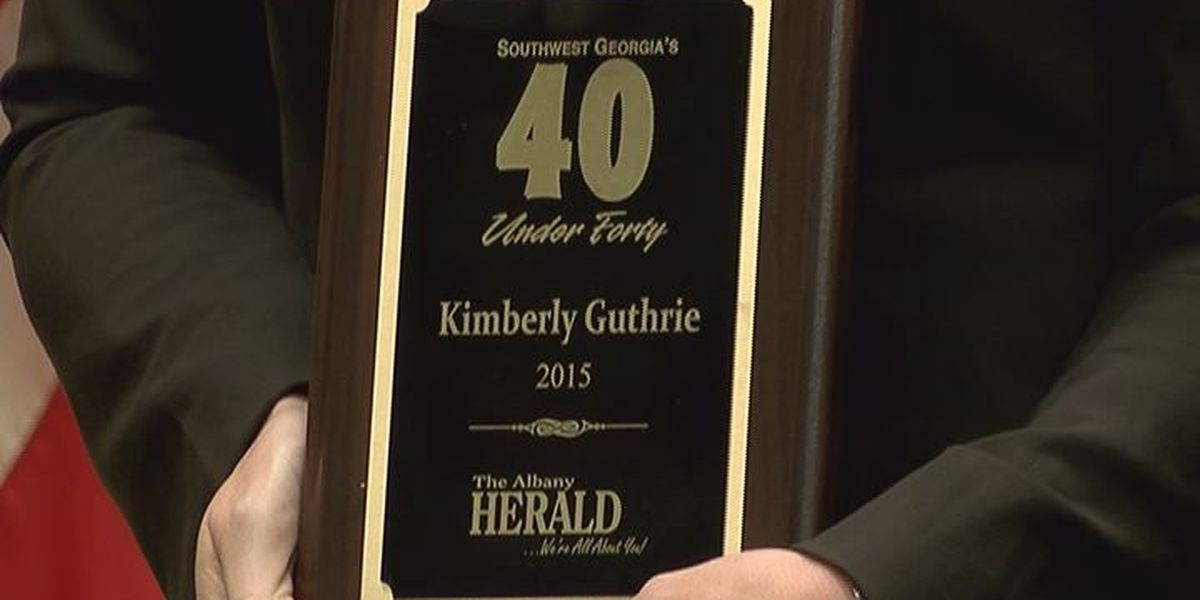 Chamber salutes 40 under 40