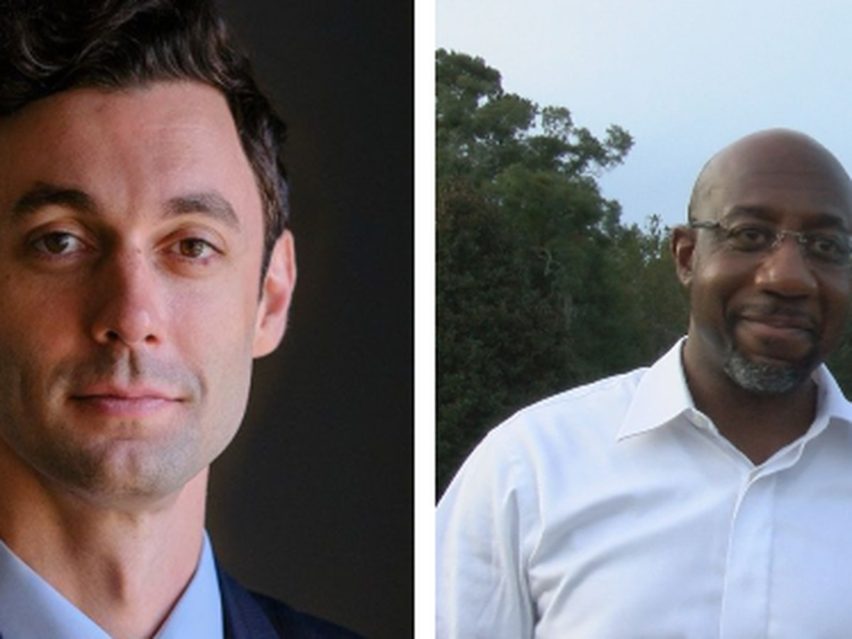 WATCH LIVE: Ossoff, Warnock sworn into U.S. Senate