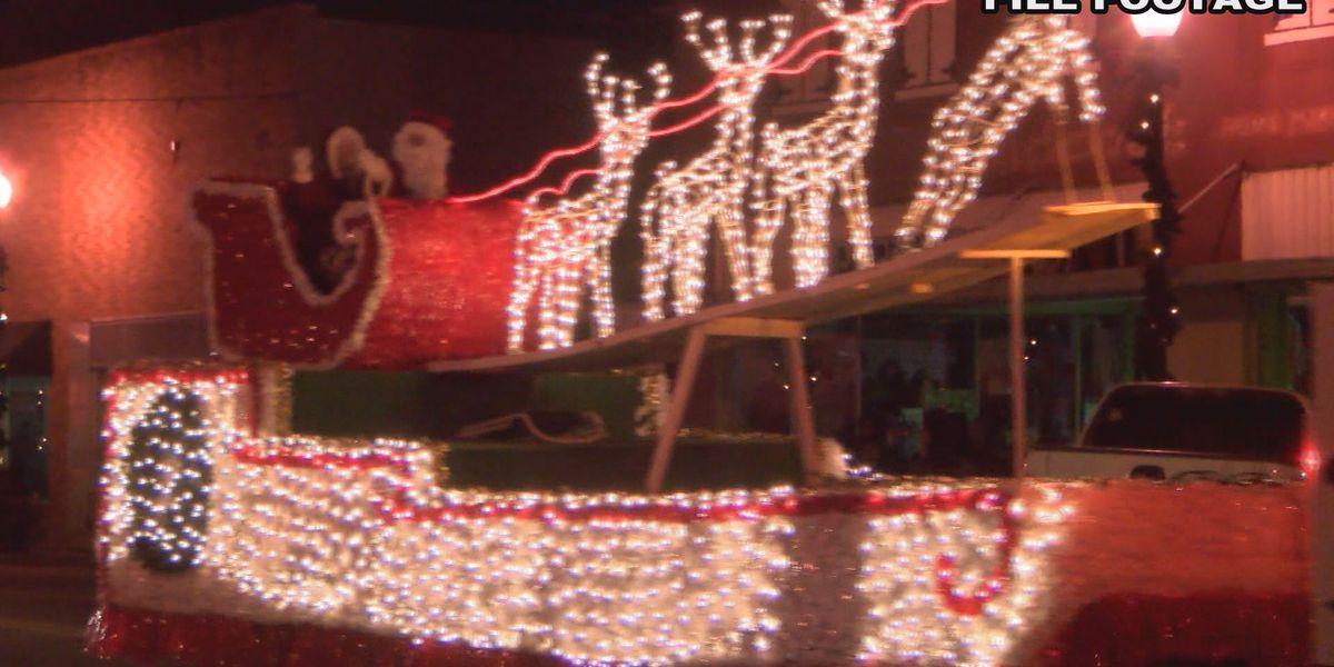 Terrell Co. Christmas parade canceled