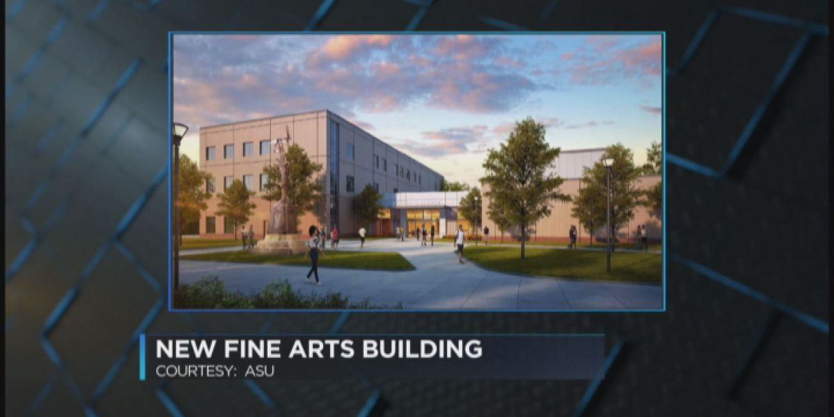 ASU officials hope future fine arts center will attract new students